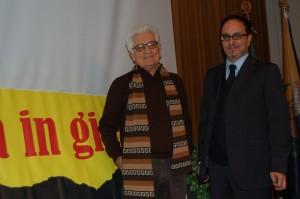 Loriano Macchiavelli e Andrea Giannasi
